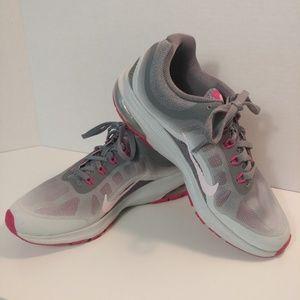 NIKE Air Max Dynasty 2 II Gray Arctic Running Shoe